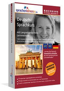 Deutsch fuer Spanier lernen
