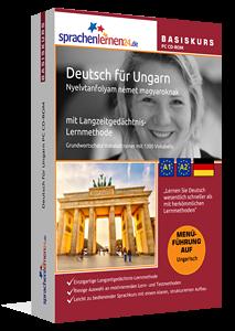 Deutsch fuer Ungarn lernen